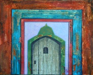 Moroccan Door