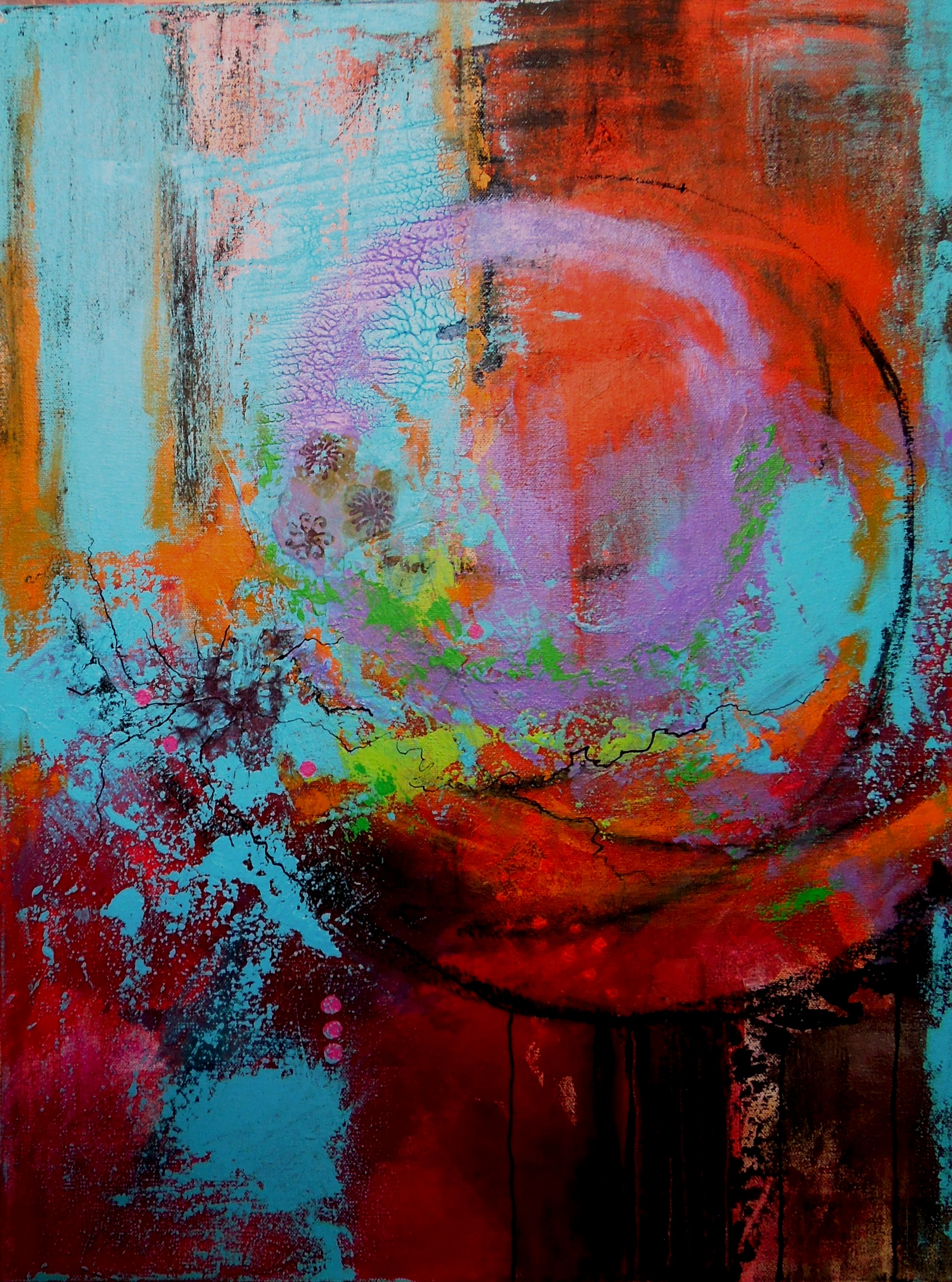 abstract expressionism | the creative epiphany